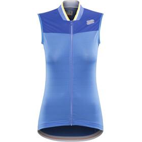 Sportful Grace Sleeveless Jersey Women Parrot Blue/Blue Cosmic